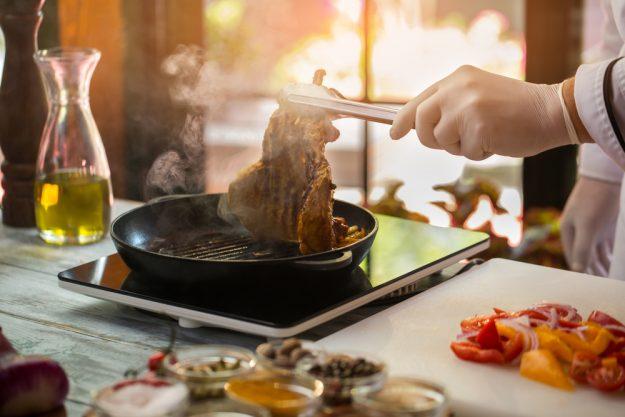 Fleisch-Kochkurs Heidelberg – Steak in der Pfanne