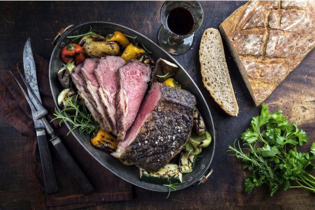 Fleisch-Kochkurs in München - Roastbeef