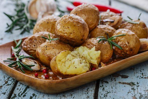 Fleisch-Kochkurs München – Rosmarinkartoffeln