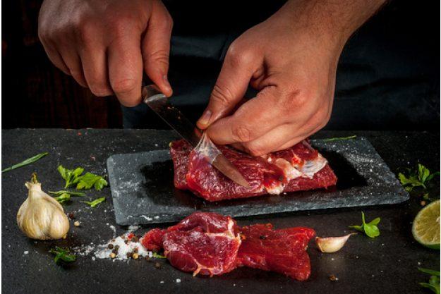Fleisch-Kochkurs Stuttgart - Fleisch parieren