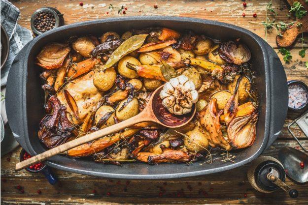Französischer Kochkurs Dresden – Schmorgemüse