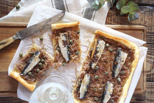 Französischer Kochkurs Wuppertal – Pissaladiere