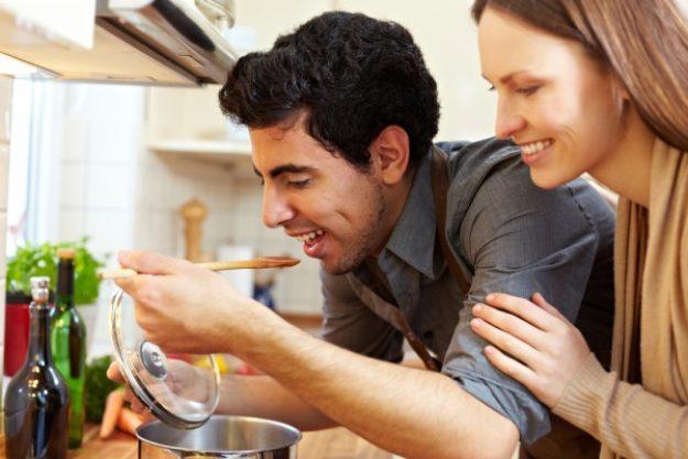Geschenkgutschein Paare – Kochkurs
