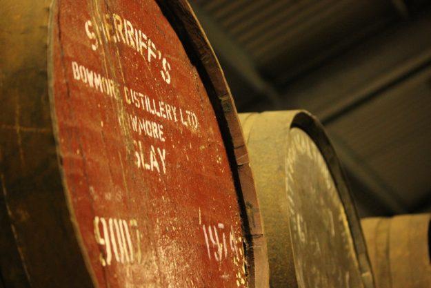 Geschenkgutschein Whisky-Tasting – Whisky-Fass