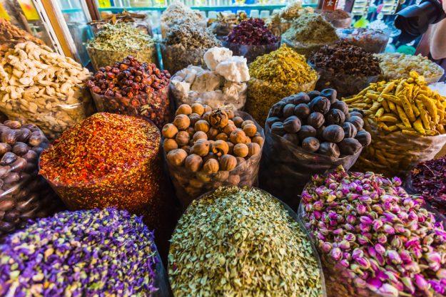 Gewürzseminar Senden – diverse Kräuter und Gewürze