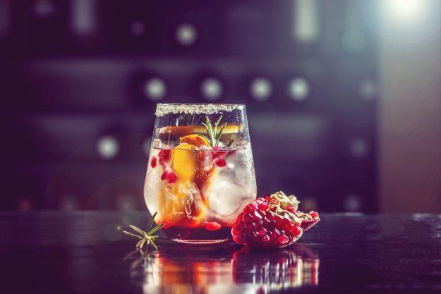 Gin-Seminar Koblenz –Gin mit Granatapfel