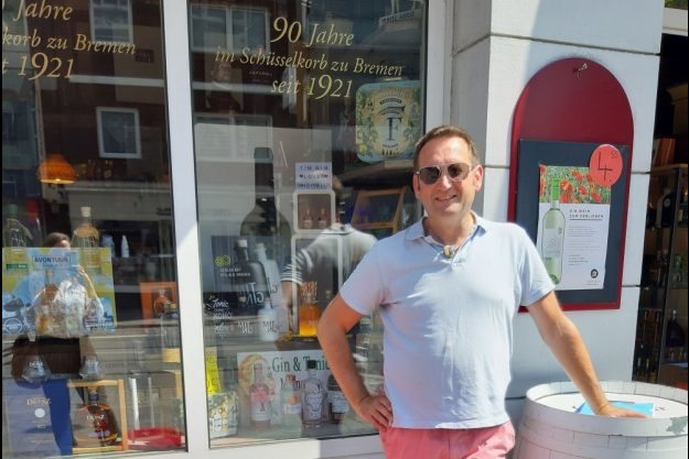 Gin-Tasting Bremen – Gin Experte Tourguide