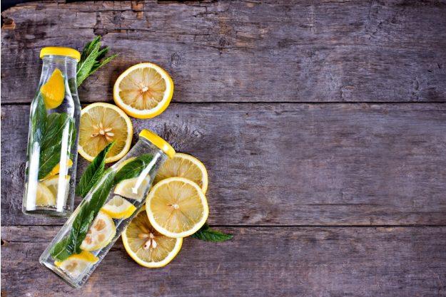 Gin-Tasting Köln –  Gin mit Zitrone