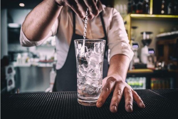 Gin-Tasting Mainz – Gin mit Eis