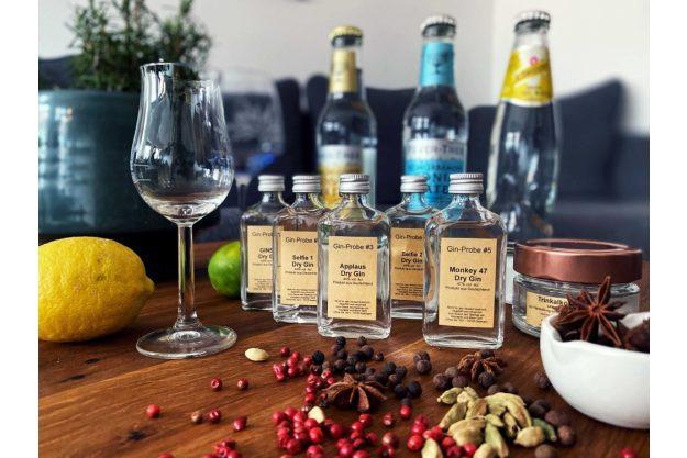 Gin-Tasting-At-Home-Boxinhalt