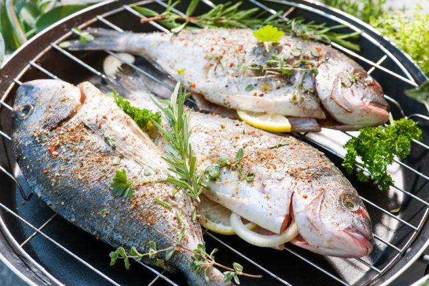 Grillkurs Frankfurt – gegrillter Fisch