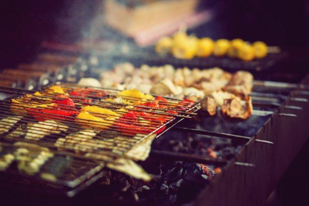 Grillkurs Heidelberg –Zarte Gemüse- und Fleischspieße