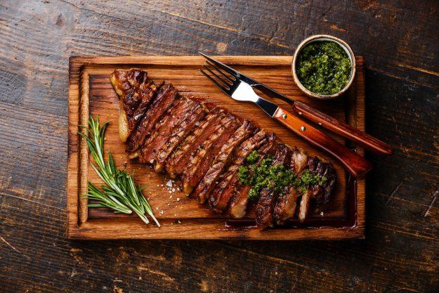Grillkurs in Herten – gegrilltes Fleisch