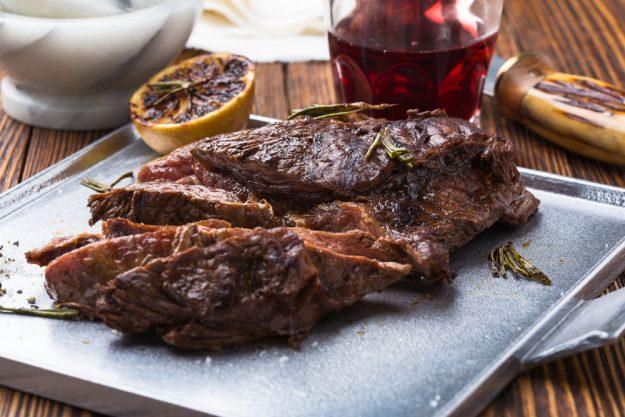 Grillkurs Stuttgart – mariniertes Rindfleisch