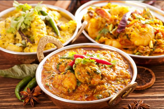 Incentive Bonn - indische Currys