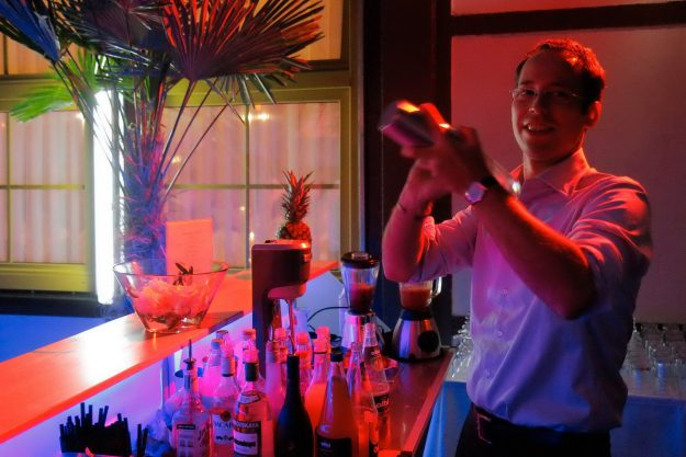 Incentive-Cocktailkurs Hamburg - Barkeeper