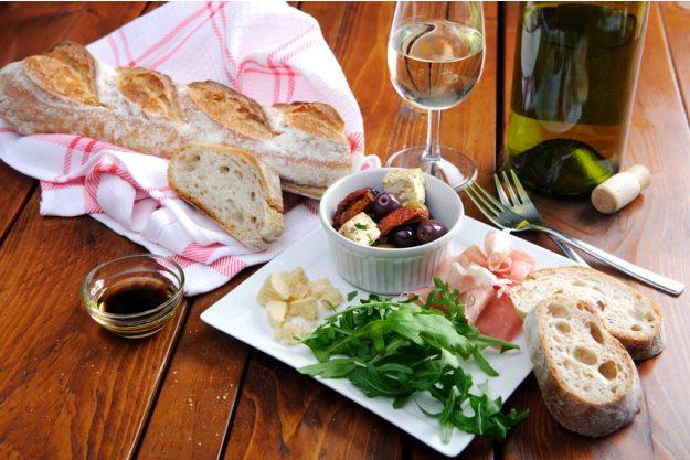 Incentive Düsseldorf - Brot und Wein