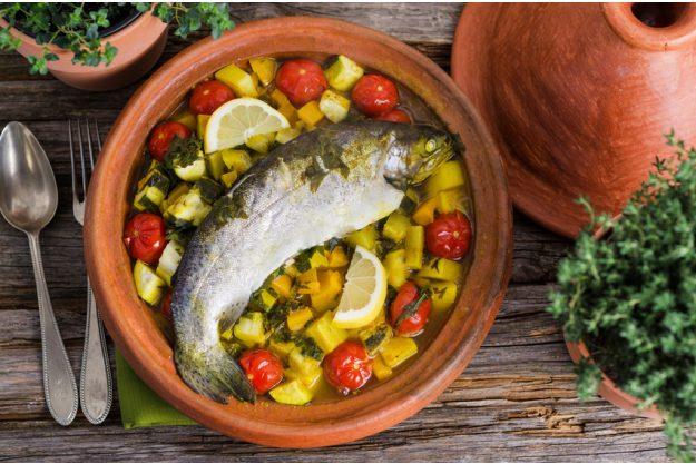 Incentive Mannheim gedämpfter Fisch