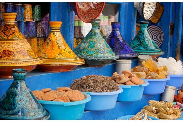 Incentive Nürnberg - arabischer Gewürzmarkt