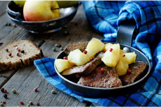 Incentive Düsseldorf - Rindfleisch mit Äpfeln