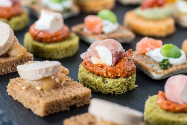 Incentive Stuttgart – Vollkorn-Schnittchen mit Mozzarella