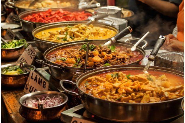 Indischer Kochkurs Berlin – Curry Auswahl