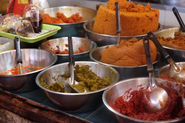 Indischer Kochkurs Berlin – Currypasten