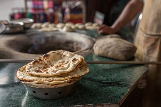 Indischer Kochkurs Berlin – frisches Naan