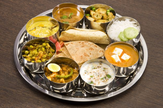 Indischer Kochkurs Dresden - Speisenauswahl