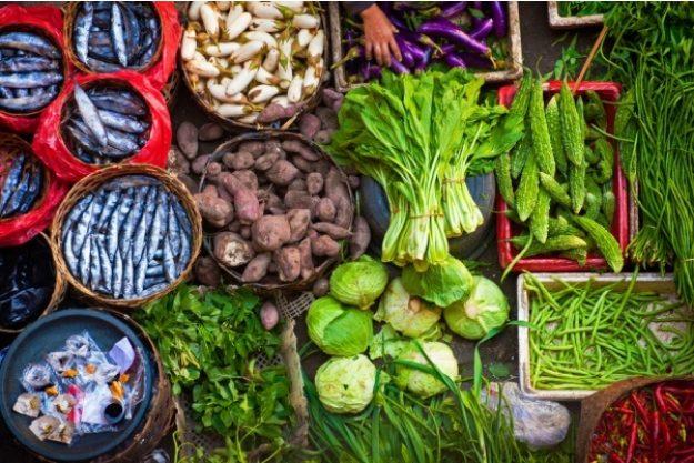 Indonesischer Kochkurs Köln – Gemüsemarkt
