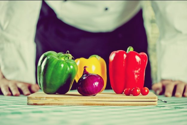 Israel Kochkurs Wuppertal – frisches Gemüse