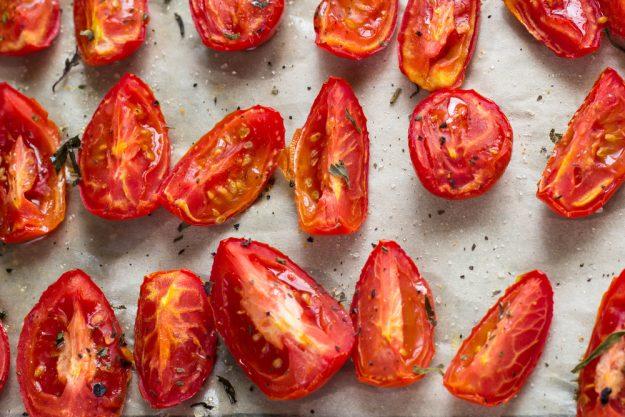 Italien-Kochkurs Senden – sonnengetrocknete Tomaten
