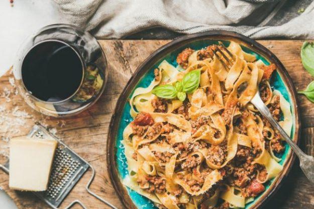 Italienischer Kochkurs Leipzig - Pasta Bolognese