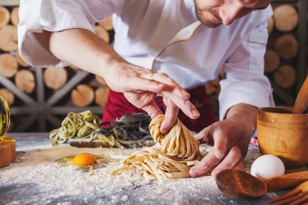 Italienischer Kochkurs Frankfurt – Nudeln formen