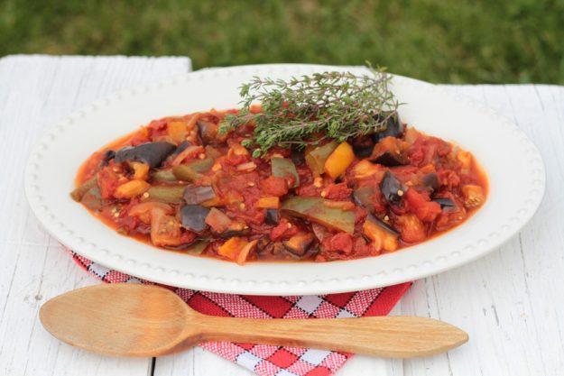 Italienischer Kochkurs Frankfurt - Ratatouille