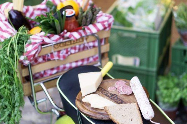 Italienischer Kochkurs München - Viktualienmarkt