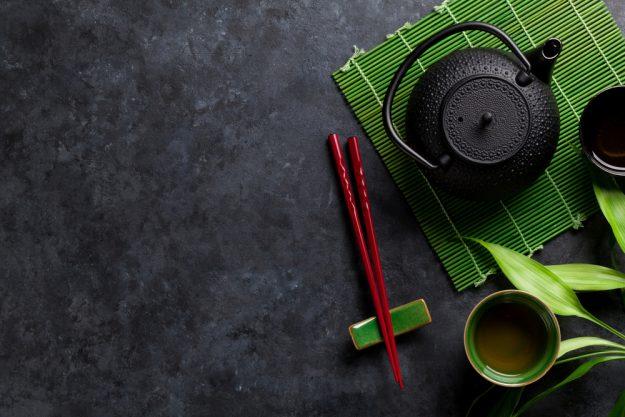 Japan-Kochkurs Hamburg – Tee und Stäbchen
