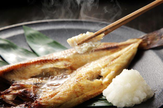 Japan-Kochkurs München – gegrillter Fisch
