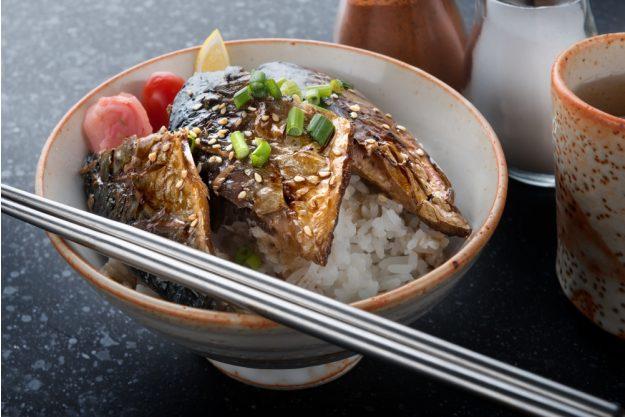 Japan-Kochkurs München – Saba Mackarel