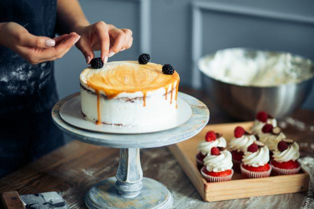 JGA mit Cupcake-Kurs - Kuchen verzieren