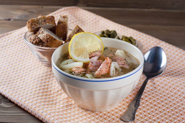 karibischer Kochkurs Dresden – Fischsuppe