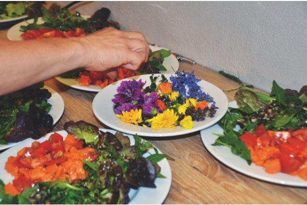 Kochkurs bei Herrmannsdorfer Glonn – aromatische Wildkräuter