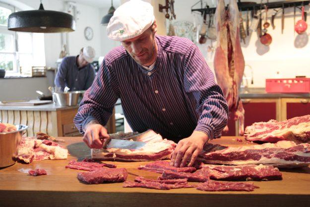 Fleisch-Kochkurs bei Herrmannsdorfer in Glonn - Zerlegen & Zubereiten