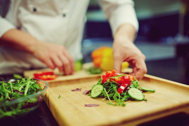 Kochkurs Berlin – Gemüse schneiden