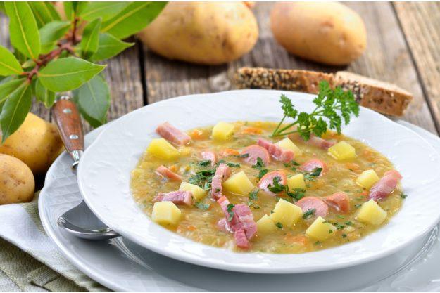 Kochkurs Frankfurter Küche - Kartoffelsuppe