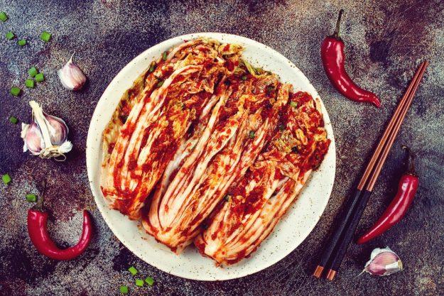 Kochkurs Hamburg – fermentierter Kohl Kimchi