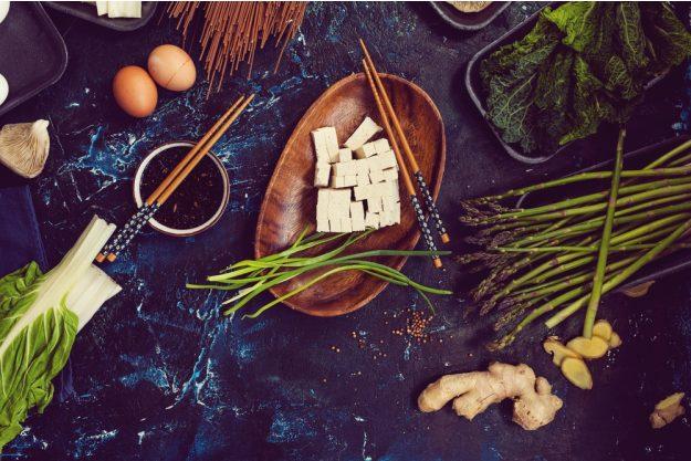 Kochkurs Hamburg – Tofu und Sojasoße