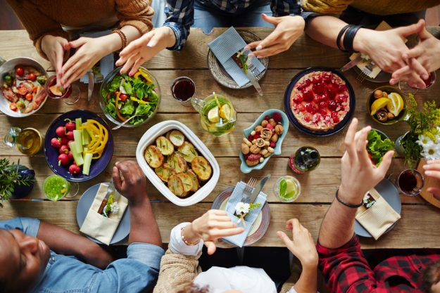 Kochkurs Hannover –  Abendessen