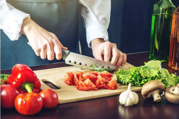Kochkurs Hannover – Gemüse schnippeln