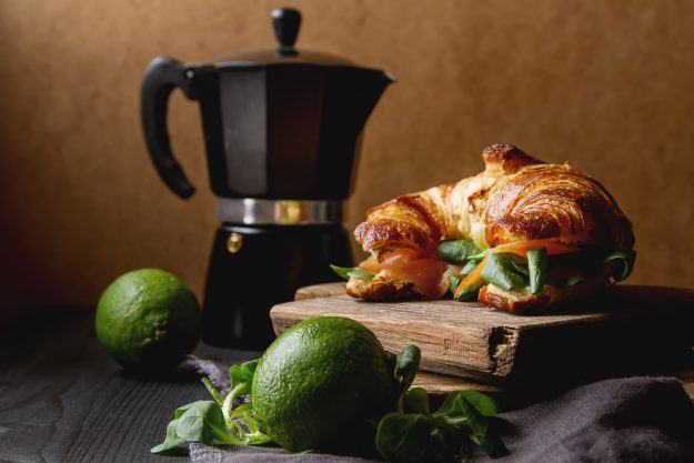Kochkurs Hannover - Limetten und Kaffee
